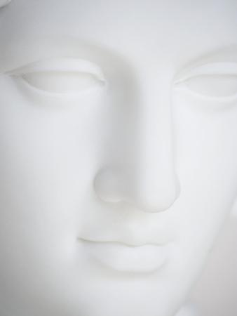Face of an 18th Century Statue