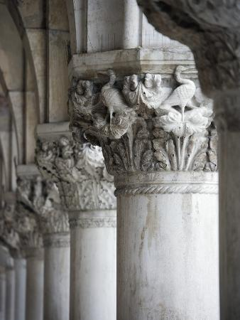 Columns of the Doge's Palace