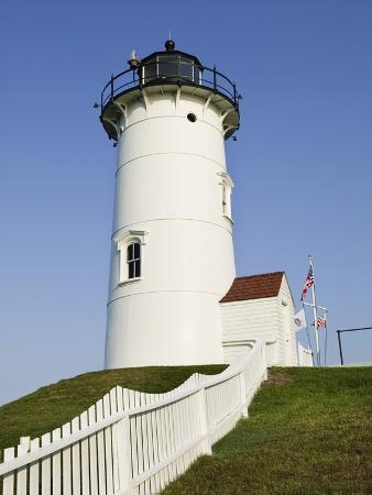 Nobska Point Lighthouse on Cape Cod