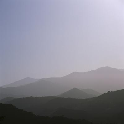 Hills in Silhouette