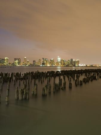 View of Jersey City from Manhattan