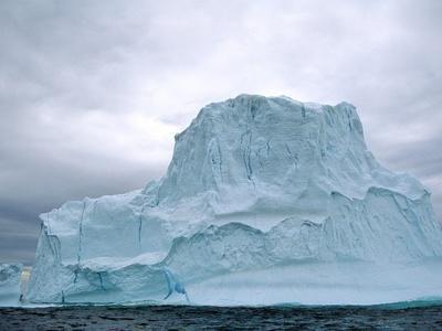 Iceberg, Witless Bay Ecological Reserve, Newfoundland, Canada