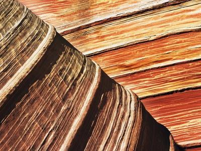 Sandstone formations at Vermilion Cliffs