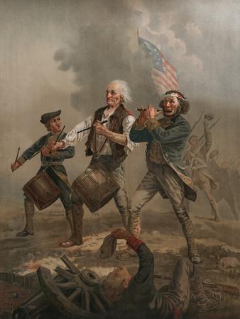 Yankee Doodle 1776