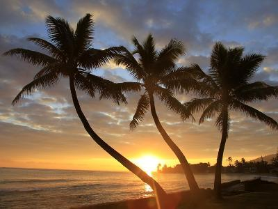 Sunrise, Windward Oahu, Hawaii