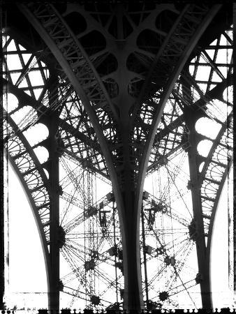 Leg of Eiffel Tower