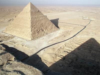 Chephren Pyramid, Giza