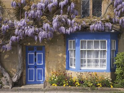 Wisteria-Covered Cottage