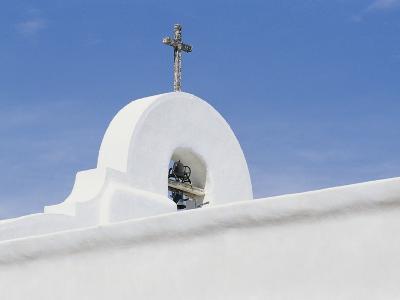 Chapel San Elizario Bell Cote