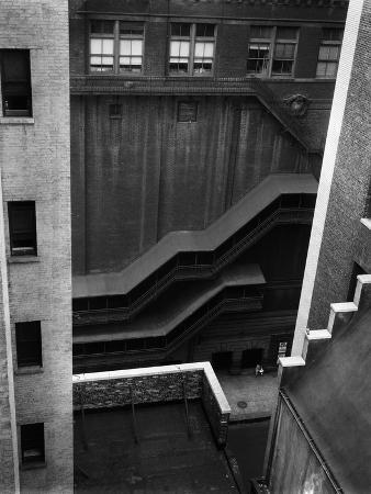 RKO Palace Theater Exterior, Manhattan, 1944