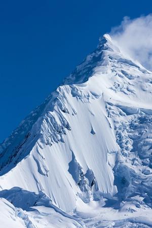 Mountain Peaks, Anvers Island, Antarctica