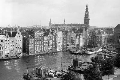 Tourist Photo in the Netherlands, Ca. 1910