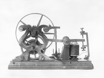 Samuel Morse's Telegraph