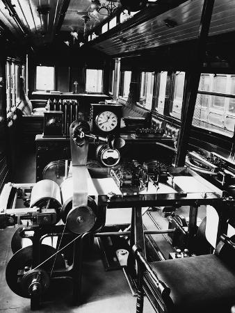 Dynamometer Car