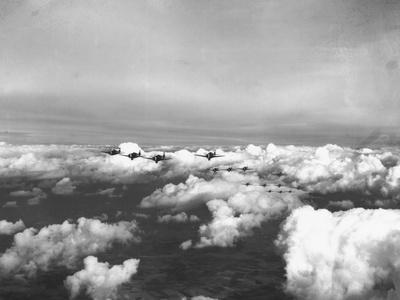 US Thunderbolts in Flight