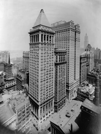 Bankers Trust Company Building, New York