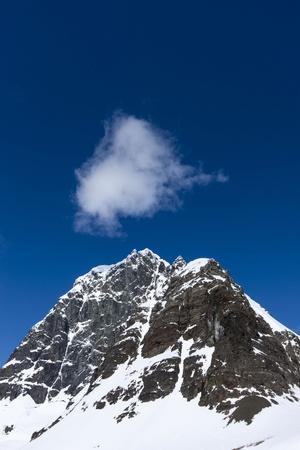 Mountain Peaks, Antarctica