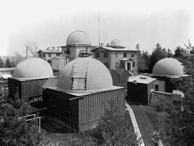 Harvard Observatory Complex
