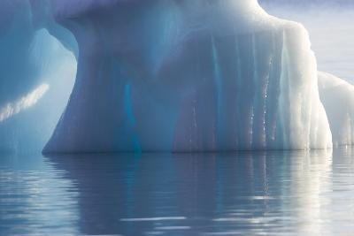 Close-Up of Iceberg