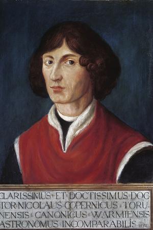 Portrait of Andreus Nikolaus Copernicus