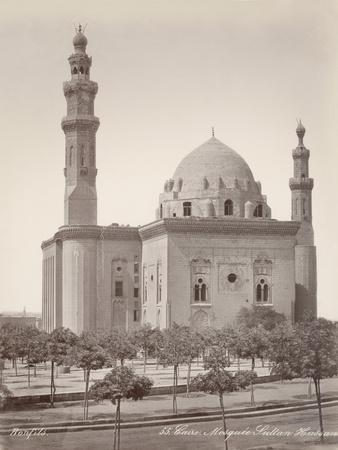 Mosque of Sultan Hasan