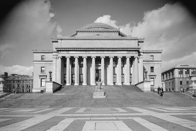 Low Memorial Library at Columbia University