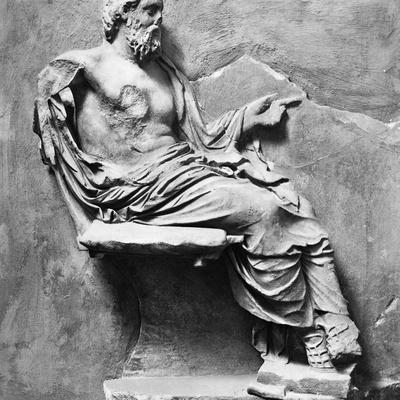 Aesculapius the Mythological Diety of Medicine and Healing