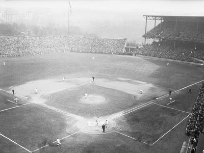 General View of Forbes Baseball Field