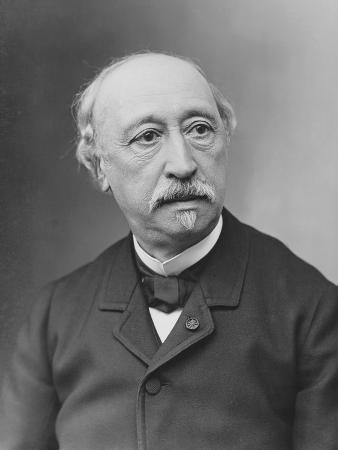 Portrait of Alexandre Becquerel