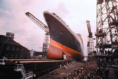 Giant Cunard Liner