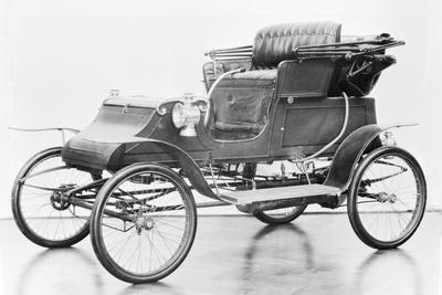 Stanley Steamer Automobile