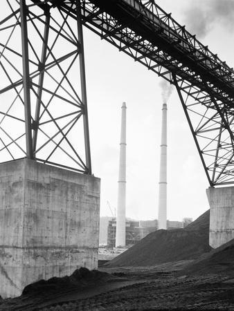 Mine-Mouth Power Plant at Cresap's Bottom