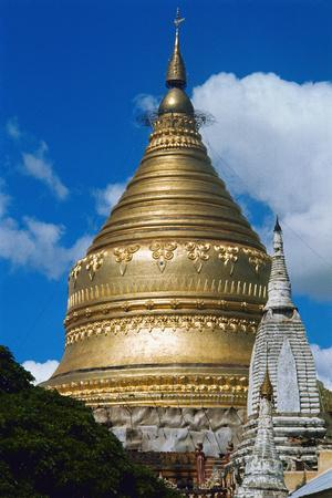 Golden Dome of the Ananda Temple
