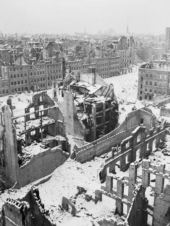 Destroyed Section of Berlin
