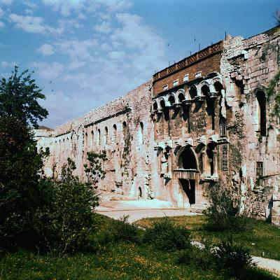 View of Palace of Diocletian