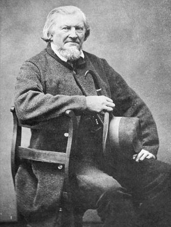Portrait of August Heinrich Hoffmann