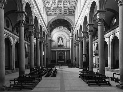 Interior of Church of Saint Lorenzo