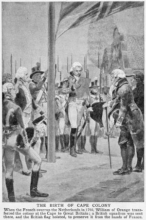 The Birth of Cape Colony