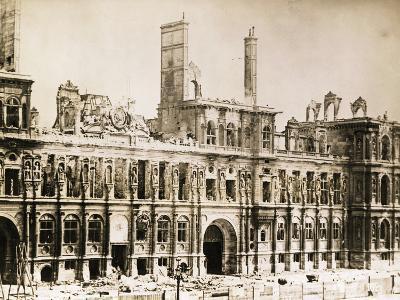 Paris after Bombardment
