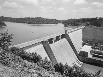 Norris Dam One of Thirty Tennessee Valley Authority Sites