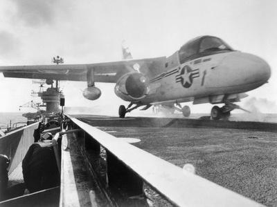 S-3A Viking Subhunter Soaring Up