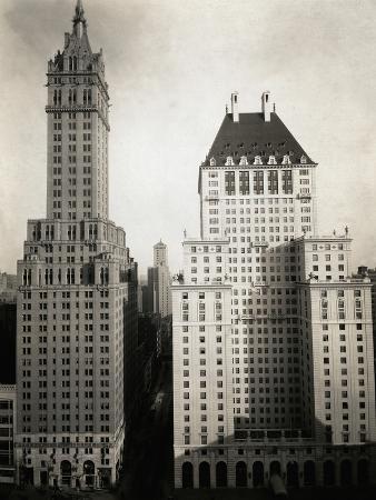 Sherry-Netherland Hotel in New York City