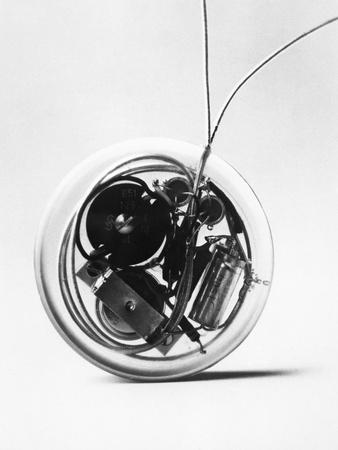 First Pacemaker