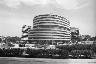 Exterior Shot of Watergate Complex