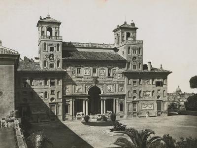 Exterior of Villa Medici