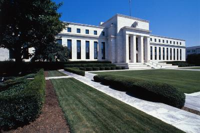 Front of Federal Reserve Building