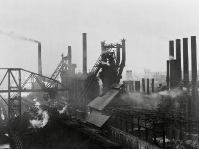 Steel Manufacturing Plant in Cleveland