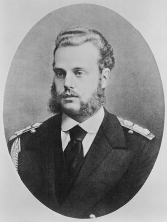 Portrait of Emperor Maxmillian