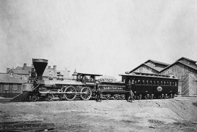 President Abraham Lincoln's Funeral Train