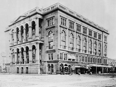 Cooper Union Institute in the 1860S